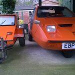 1973 Bond Bug 3