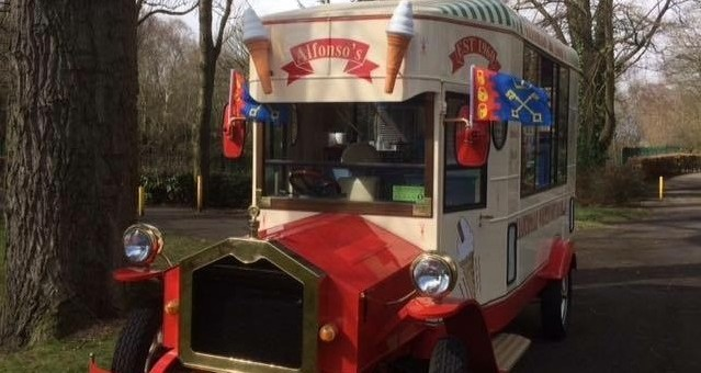 Alfonso's Ice Cream Van